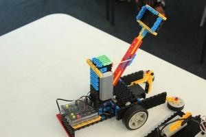 Catapult Robot