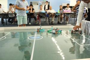 Soccer Robot Tournament