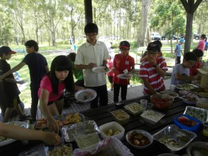 Farewell BBQ Party