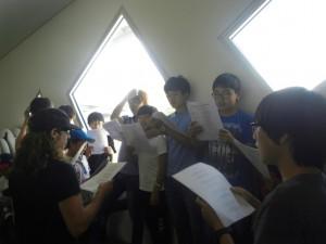 Tyndale Music Class