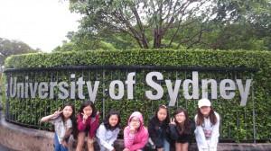 University of Sydey
