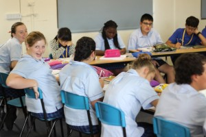 Integrated Class at Tyndale