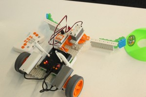 Line Tracer Robot