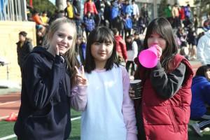 Athletic Carnival at Dae Shin